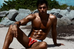 MARCUSE Paradise red 1