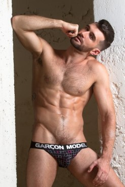 Garcon model swimwear 8