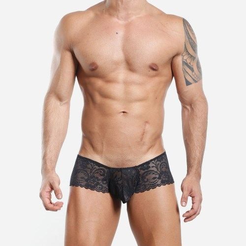 Secret Male SMI006 Slip Bikini Black
