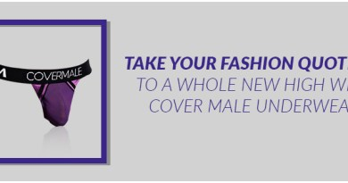 Take your fashion quotient to a whole new high with Cover Male Underwear