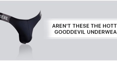 Aren't these the hottest Good Devil Underwear?