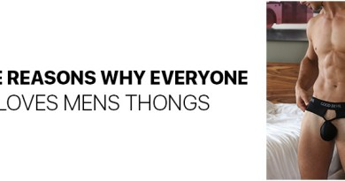 The reasons why everyone loves mens thongs