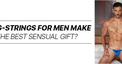 Do G-Strings for men make the best sensual gift?