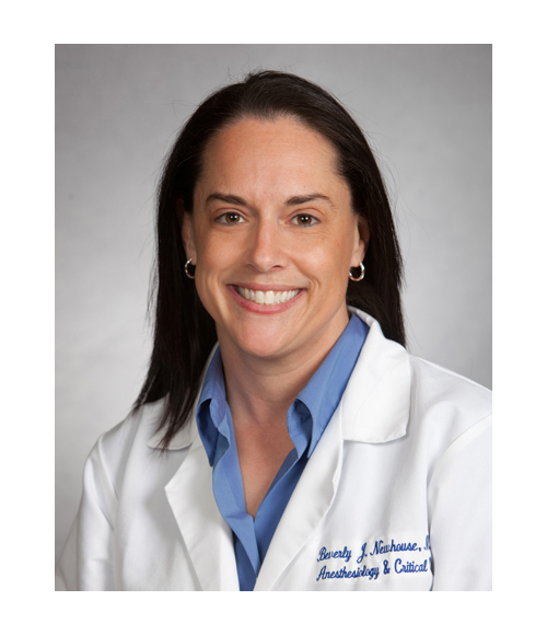 Ep 042 – Critical Care Medicine (via Anesthesiology) with Dr. Beverly Newhouse
