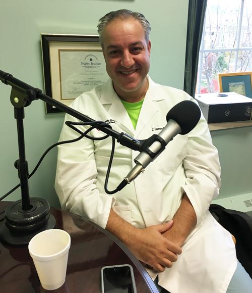 Ep 063 – Neurocritical Care with Dr. Ciro Ramos-Estebanez
