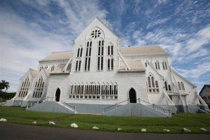 St. Georges Cathedral Guyana
