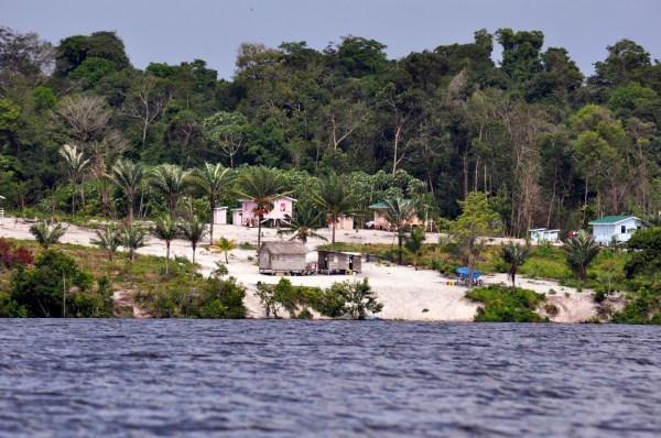 Mashabo Village