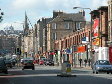 Leith Feature Page On Undiscovered Scotland