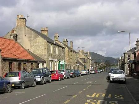 Roslin Village, Midlothian