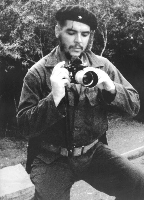 Che Guevara fotografo