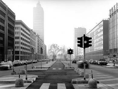 "Gabriele Basilico - Milan ""Interrupted City"", 1997"