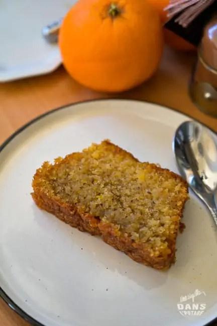 sublime cake marocain aux agrumes de Sophie Dudemaine
