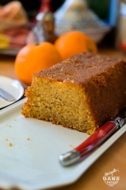 sublime cake marocain de Sophie Dudemaine