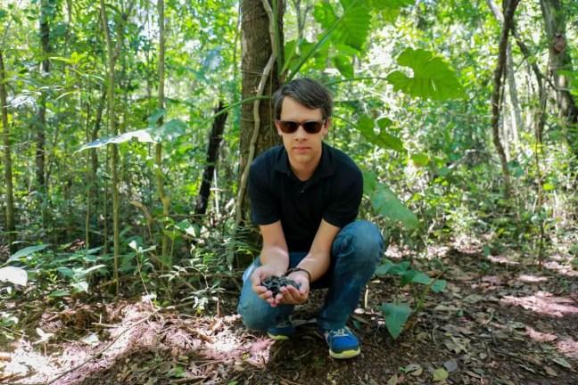Arnaud Sion  producteur importateur Comptoir de Toamasina