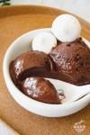nice cream vegan banane chocolat noisette