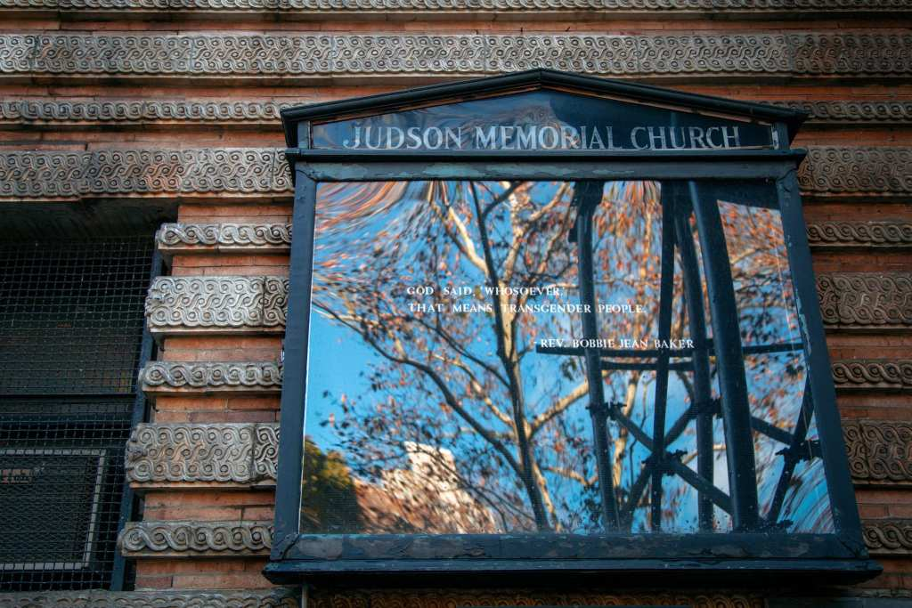 Judson Memorial Church in New York | © Phil Provencio/Unearth Women