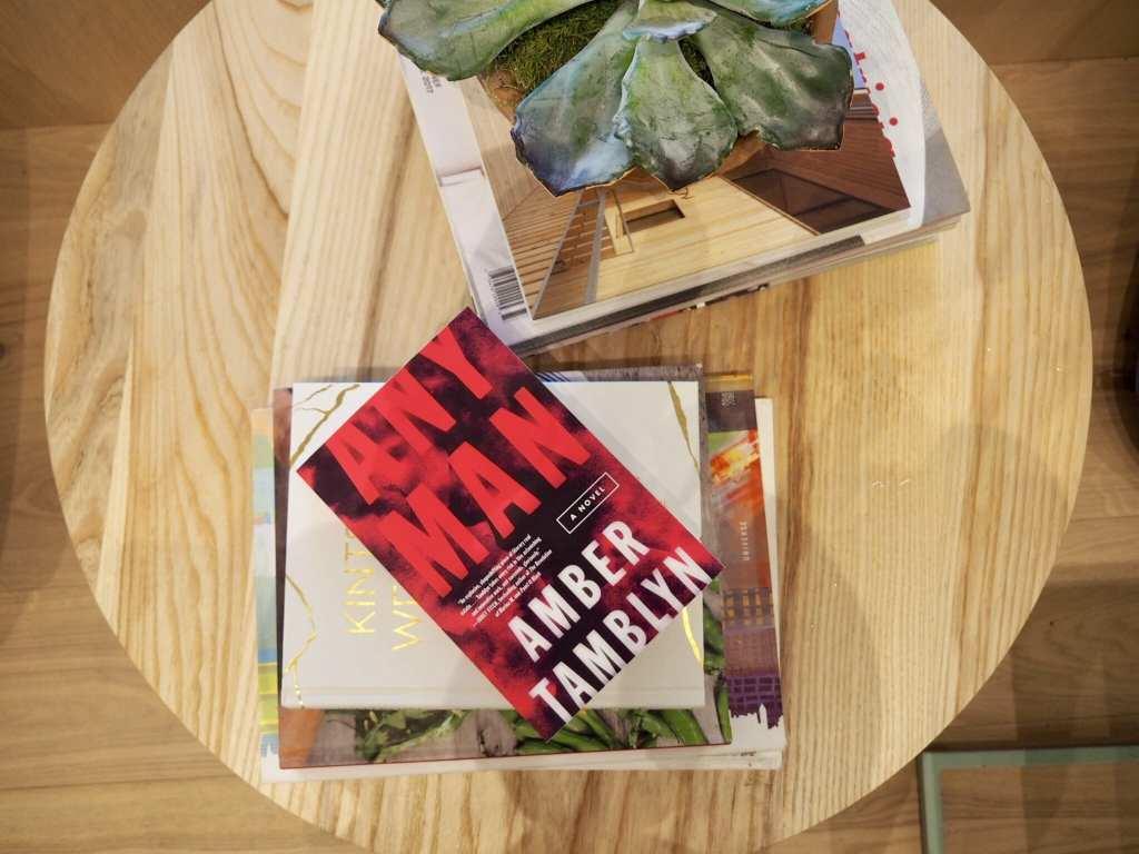 Amber Tamblyn's debut novel © | Nikki Vargas