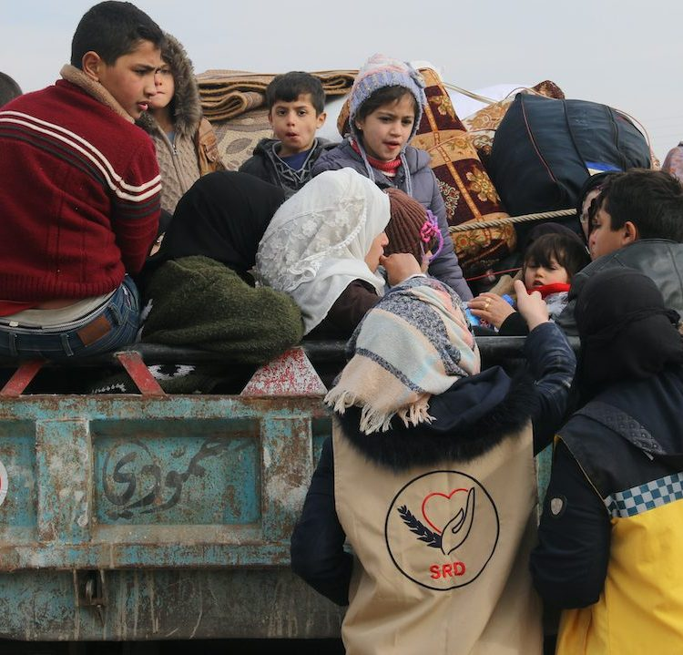 How Speaking to Syria's Refugees Changed My View of Travel