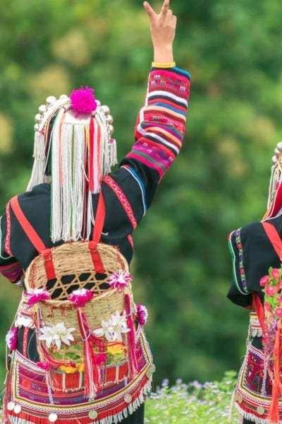 Hill tribe women in Chiang Mai, Thailand ©   Daengpanya Atakorn
