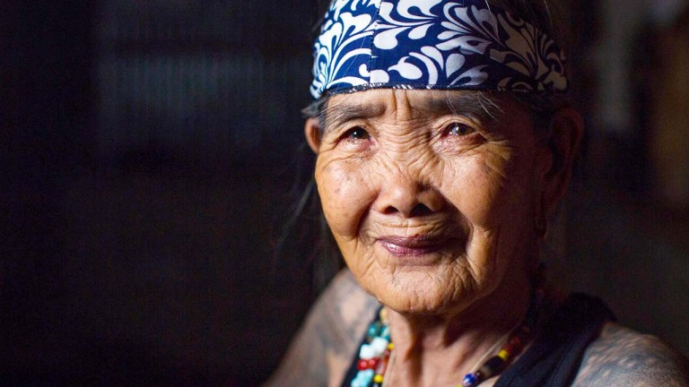 From the documentary The Last Mambabatok, Apo Whang-Od © | Brent Foster