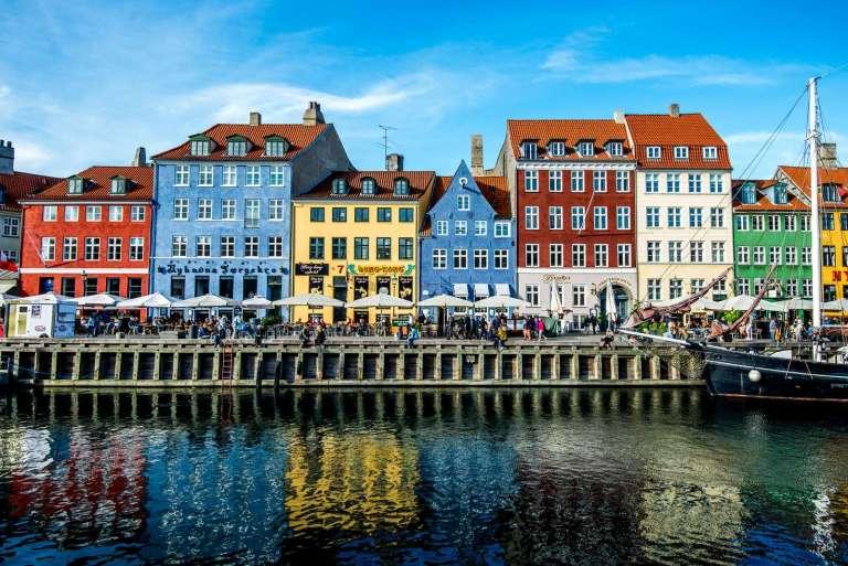 Nyhavn ©   Jacob Schjørring & Simon Lau /Copenhagen Media Center