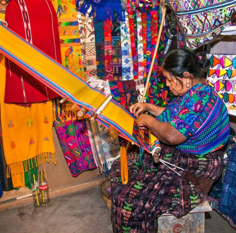 The Indigenous Weaving Queens of Guatemala