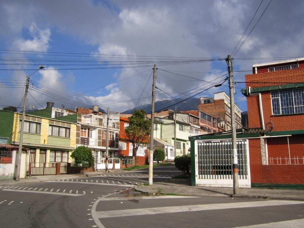 Bogota's Bario Sur neighborhood © | Felipe Restrepo Acosta/Wikipedia CC