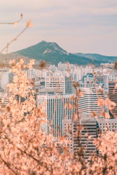 Seoul, South Korea © | Cait Ellis/Unsplash