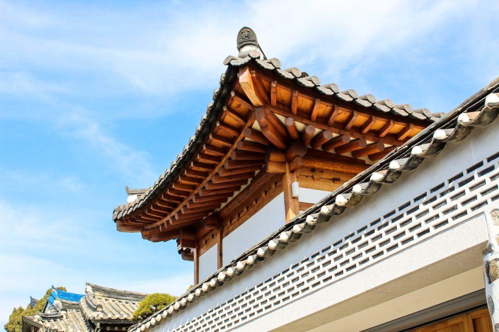 The Bukchon Hanok Village in Seoul © |  Crystal Jo/Unsplash