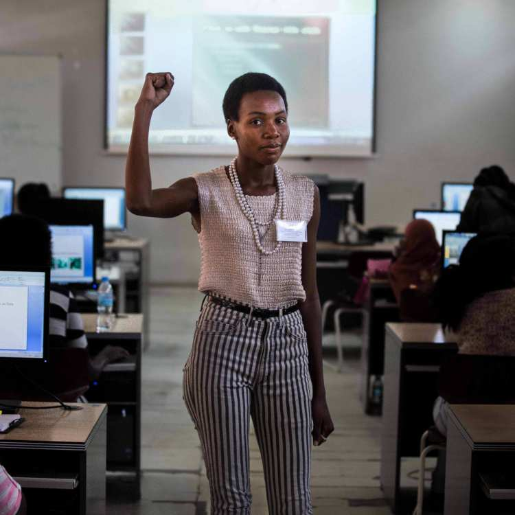 How Technology is Being Used to Empower Women in East Africa