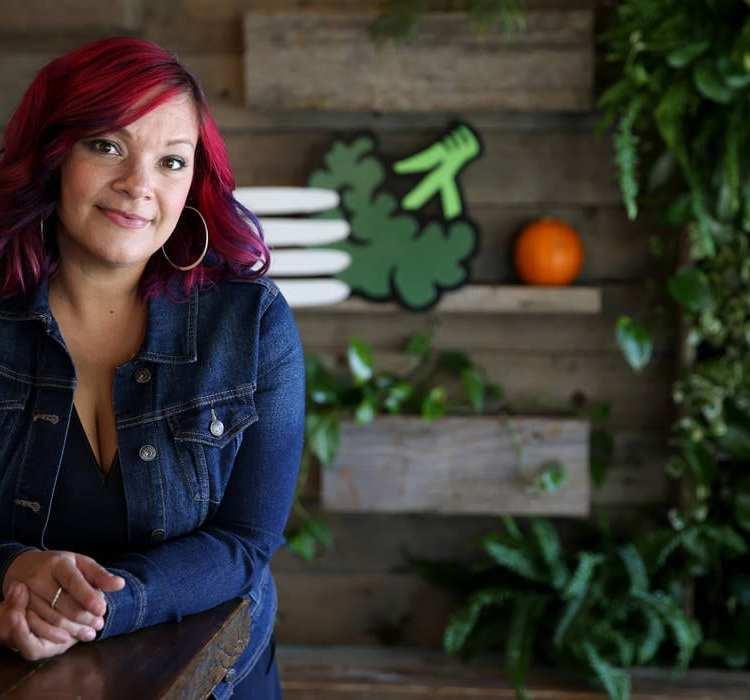 The Woman Shining Light on Las Vegas' Vegan Food Scene