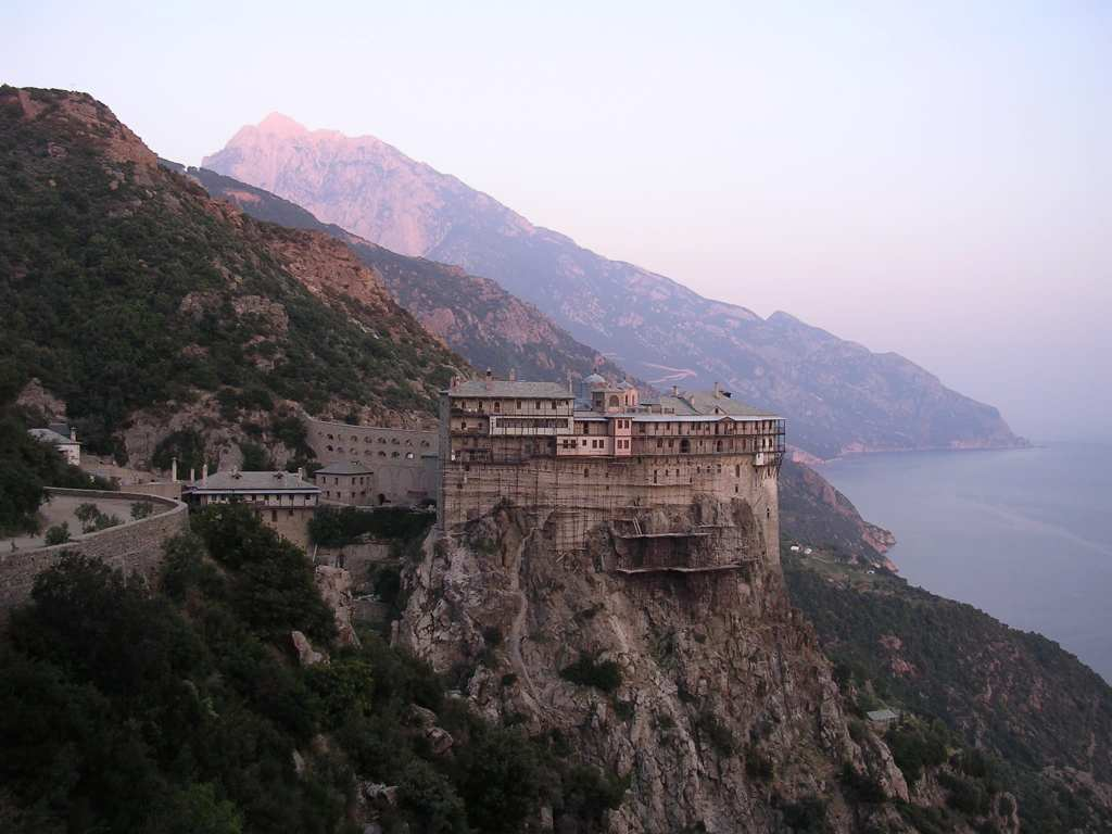 The Holy Mount Athos | © World Public Forum Dialogue of Civilizations/Flickr