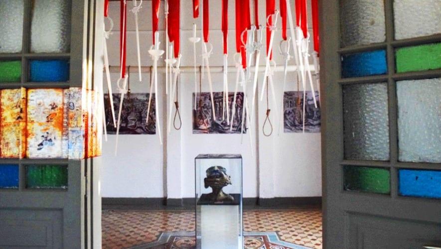 Exhibit at Casa De La Memoria | © Courtesy of  Guatamala.com
