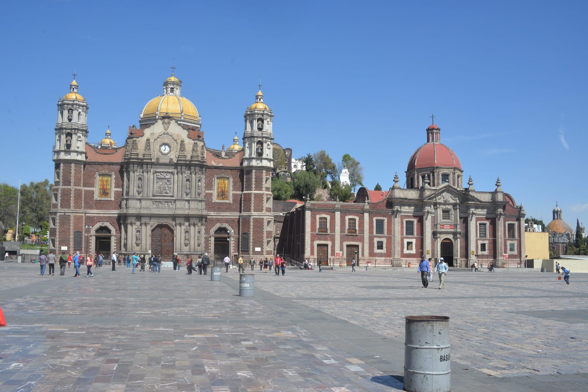The Basílica Vieja de Nuestra Señora de Guadalupe | © Paul Sullivan/Flickr