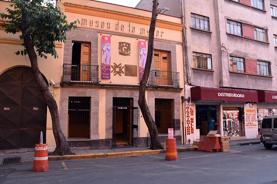 Courtesy of Museo de la Mujer in Mexico City