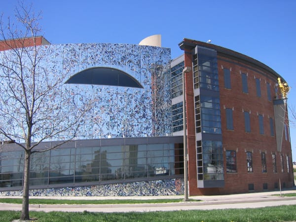 Baltimore's American Visionary Arts Museum | © Jmj1000/Wikipedia