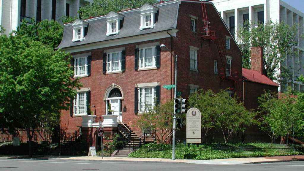 The Sewall-Belmont House and Museum was the home of Alice Paul who was the founder of the National Women's Party | © Belmont-Paul Women's Equality National Monument