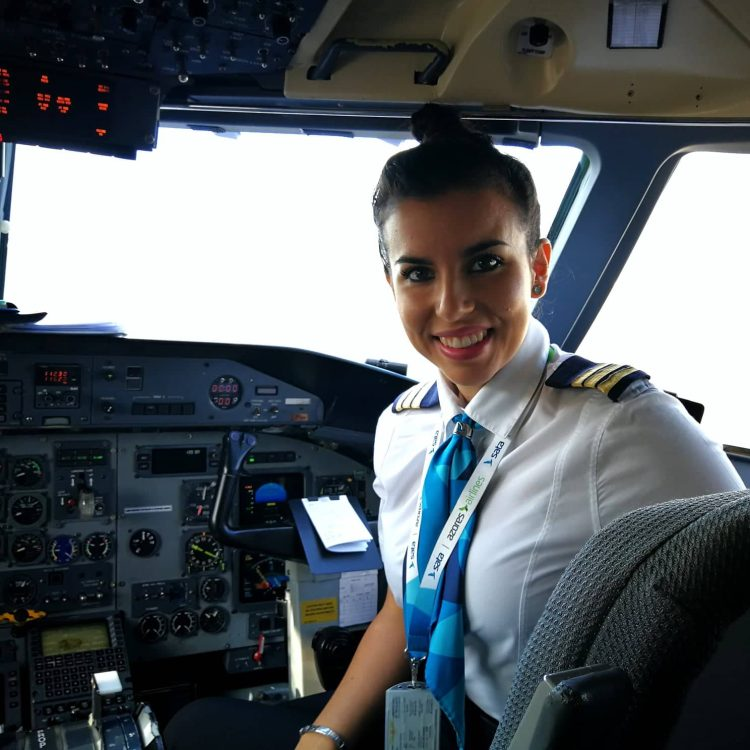 Meet SATA Air Azores' First Female Pilot