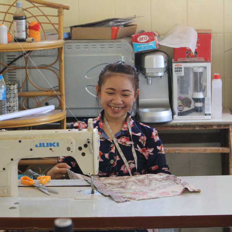 Empowering Women with Disabilities in Laos