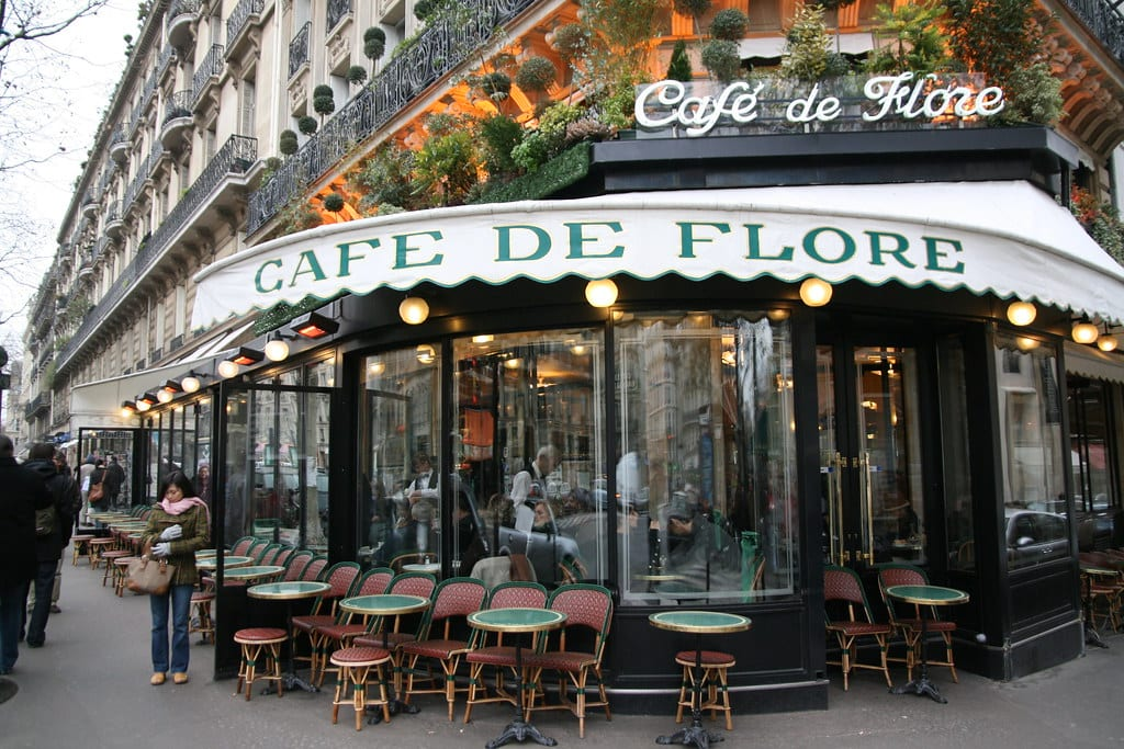 Cafe de Flor in Paris | © ayustety/Flickr