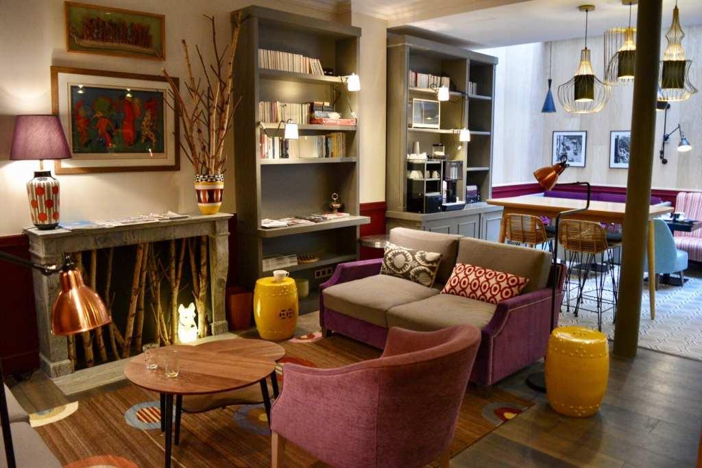 Courtesy of Adèle & Jules Hotel