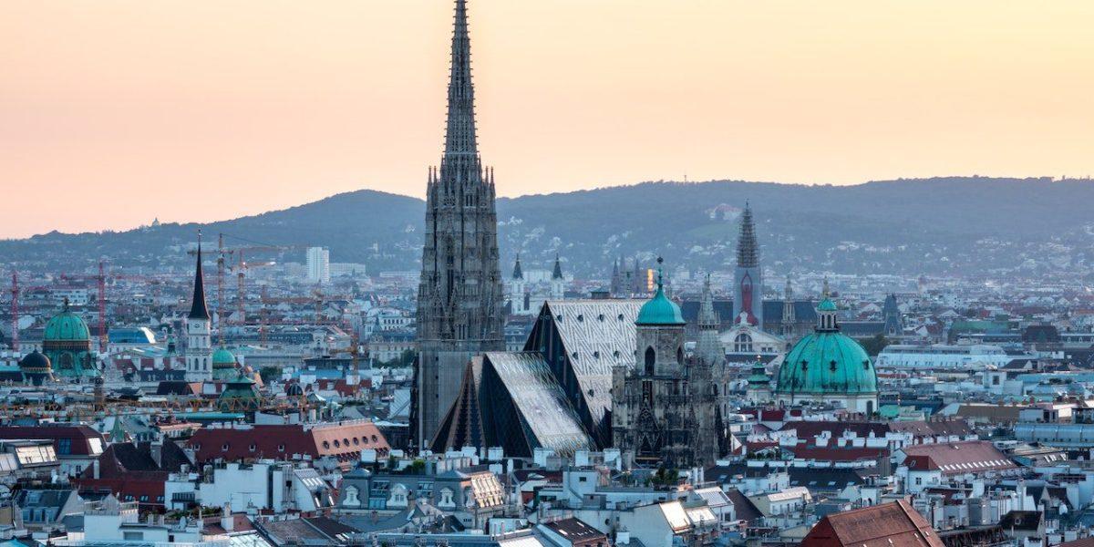 Vienna, Austria   © Dimitry Anikin/Unsplash