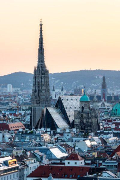 Vienna, Austria | © Dimitry Anikin/Unsplash