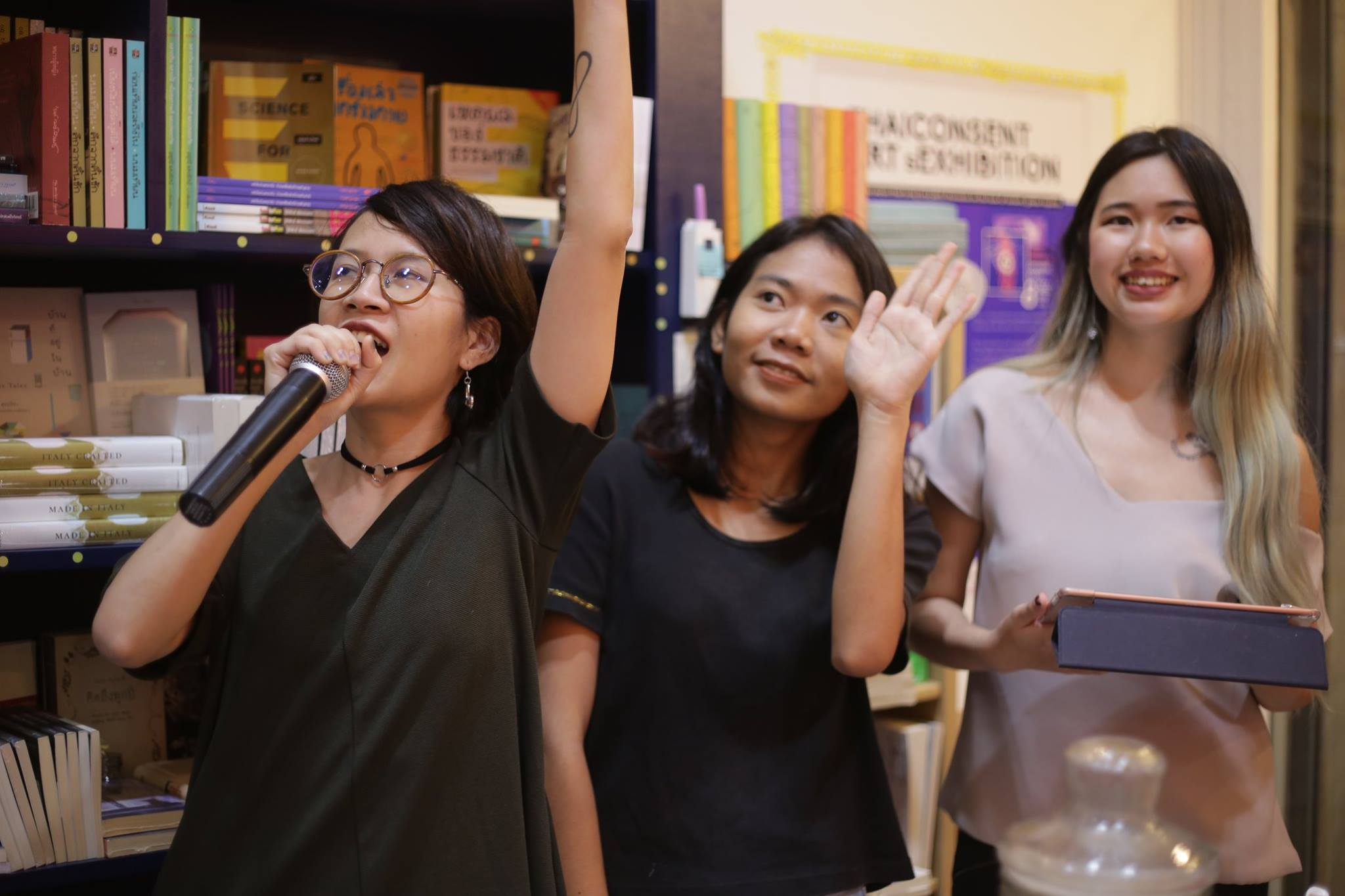 One Woman's Mission to Help Thailand Define Consent