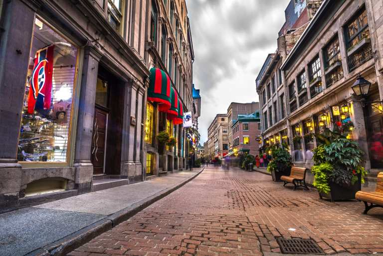 Old Montreal | © John Simpson Photography/Shutterstock