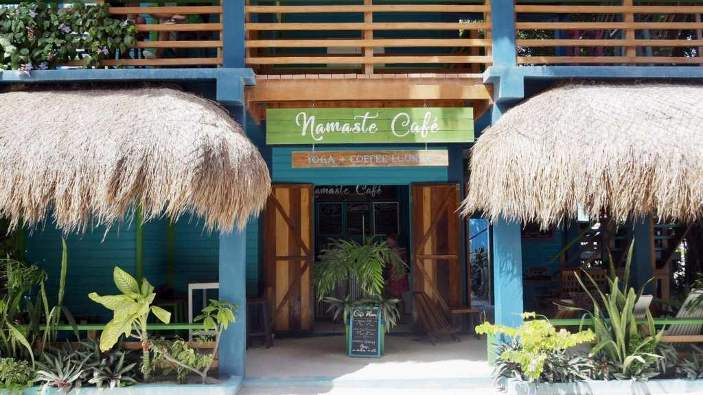 Namaste Cafe in Caye Caulker, Belize | © Nikki Vargas