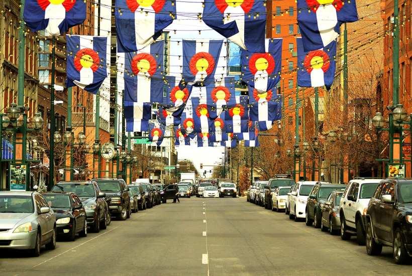 Larimer Street in Denver, Colorado | © Pixabay