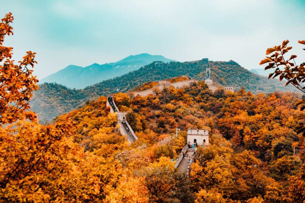 The Great Wall of China © | Hanson Lu/Unsplash
