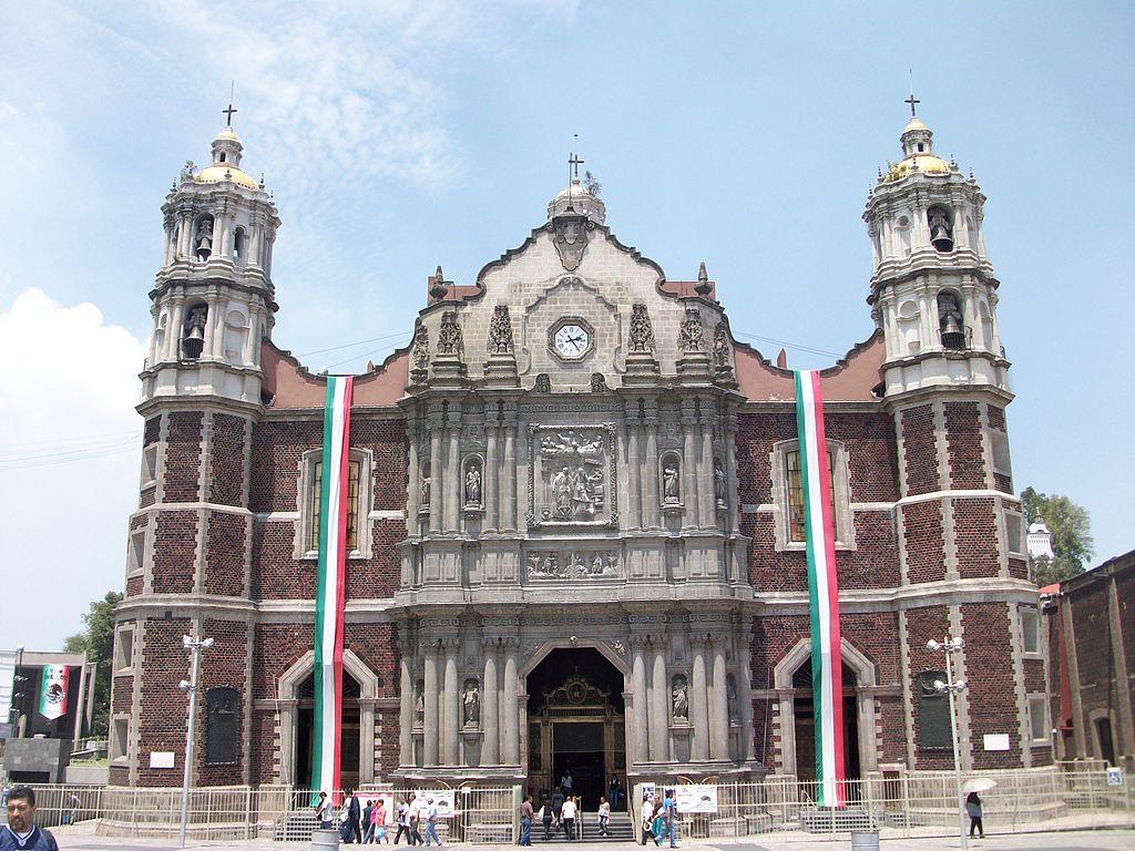 The Basílica de Nuestra Señora de Guadalupe in Mexico City | © GAED/Wikimedia Commons (CC by SA 3.0)
