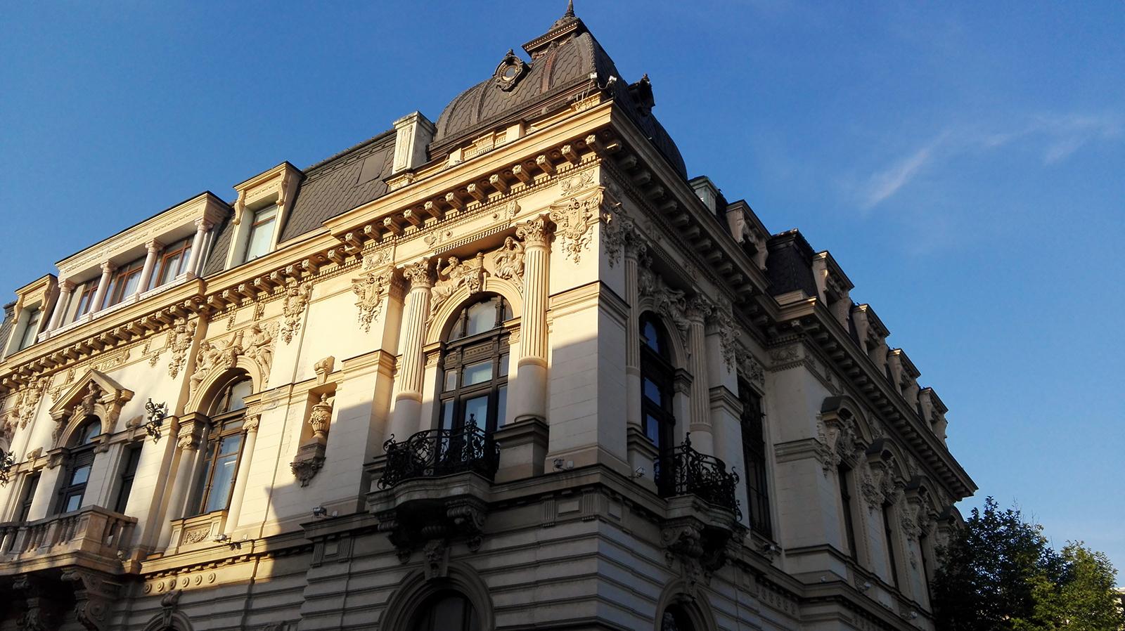 Treasures of Bucharest – Ghica Gradisteanu Palace